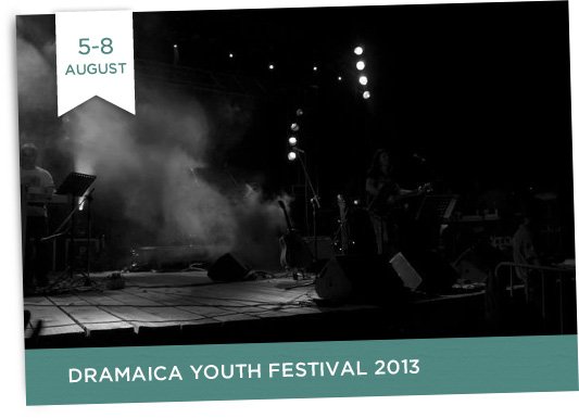 5-8/8 Dramaica Youth Festival 2013