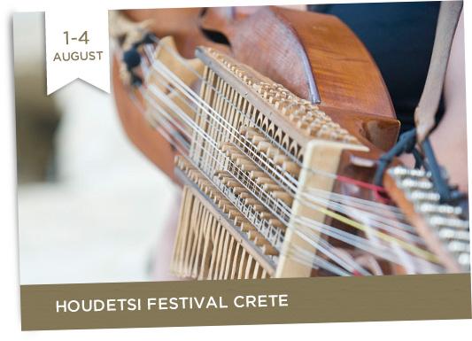 1-4/8 Houdetsi Festival Crete