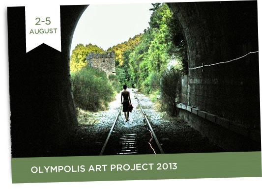 2-5/8 Olympolis Art Project 2013