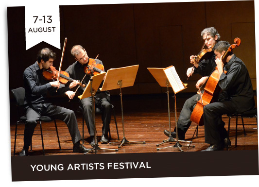 7-13/8 Young Artists Festival