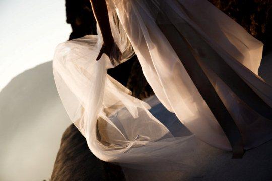 Romantic weddings in Santorini