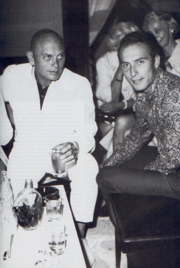 Zouganelis & Yul Brynner