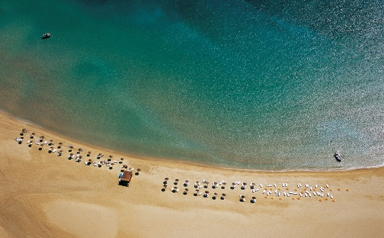 Beaches in Greece