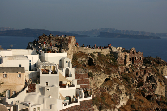 Best places in Santorini
