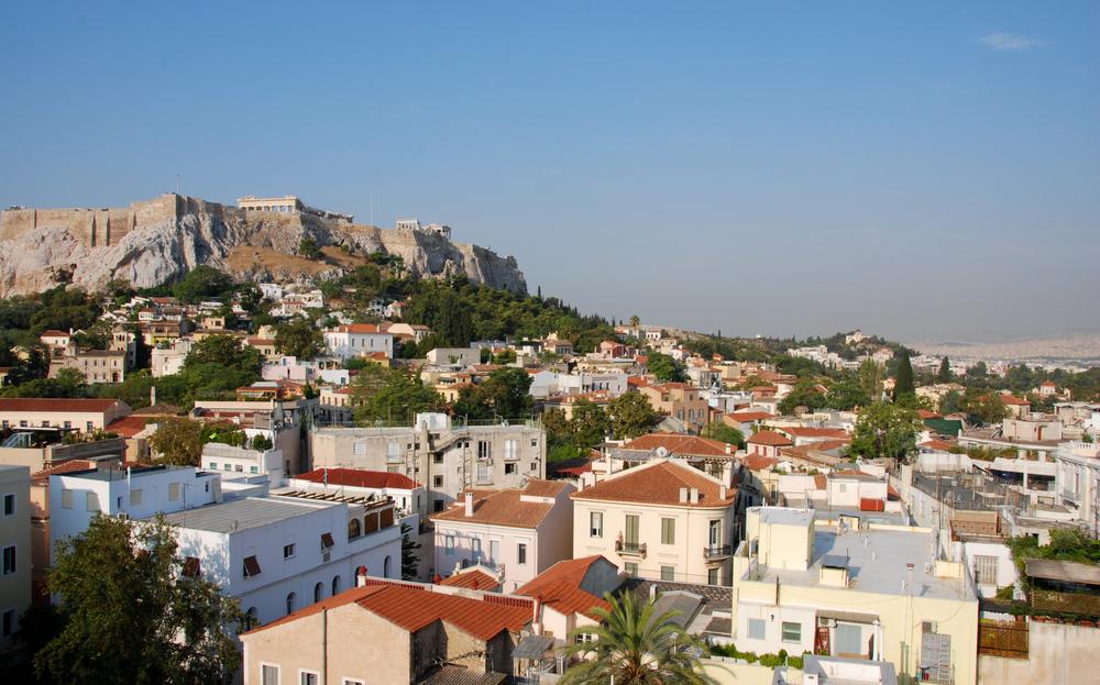 Discover Athens city