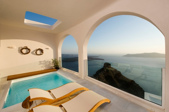 Honeymoon Vacations In Santorini