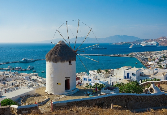 Vacations in Mykonos Island