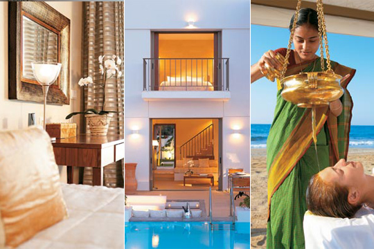 Luxury hotel Crete