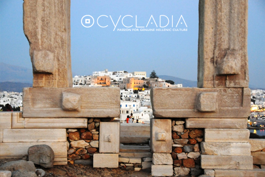 Summer holidays in Naxos