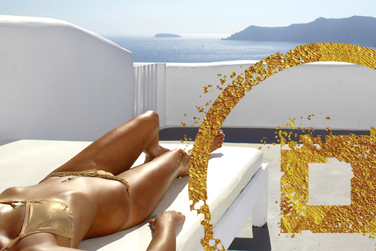 Luxury vacations in Greece
