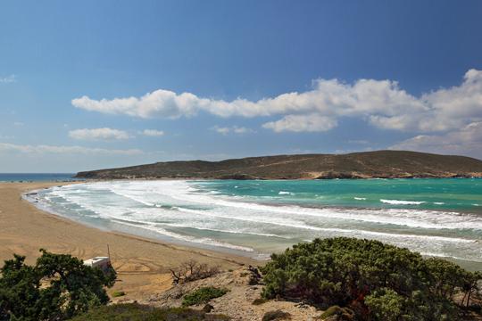 Beaches in Rhodes island