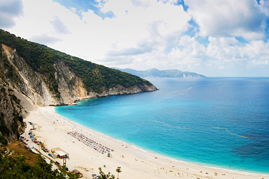 Kefalonia beaches