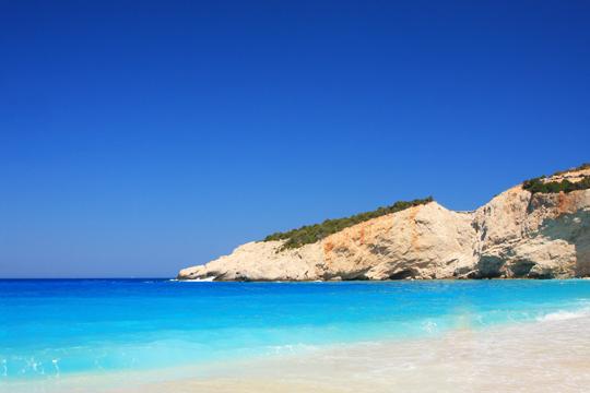 Lefkada island beaches