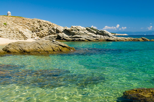 Chalkidiki beaches