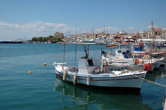 Summer vacations in Aegina