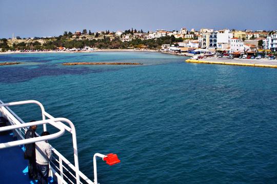 Argosaronic Island