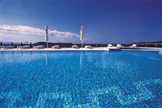 Spa resort in Paros