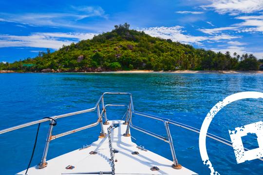 Private islands in Greece