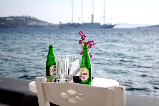 Beers in Greece