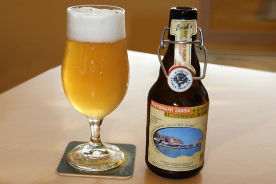 Rethymnian brewery