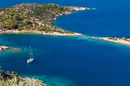 Greek uninhabited islands