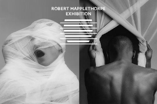 Robert Mapplethorpe photos in Greece
