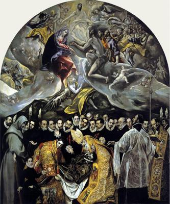 El Greco's paintings