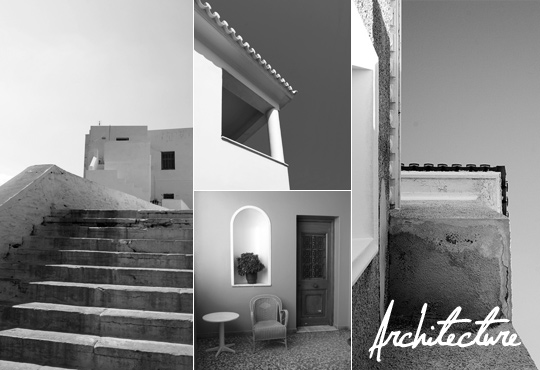 Cycladic Architecture Andros Island