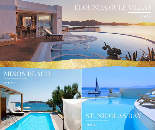 Elounda Luxury Accommodation Greece