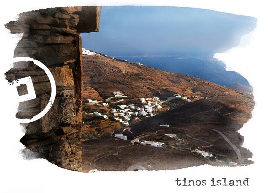 Tinos travel guide greece