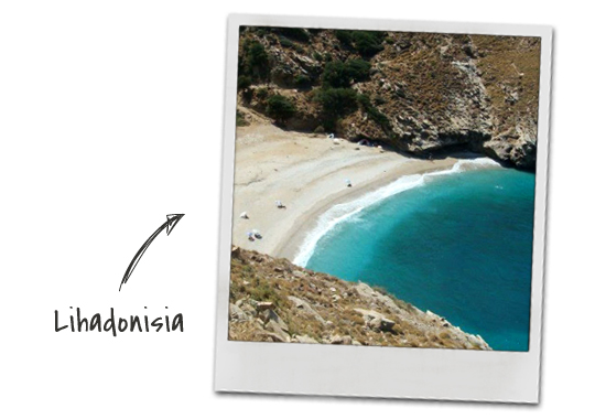 Lihadonisia Island Greece