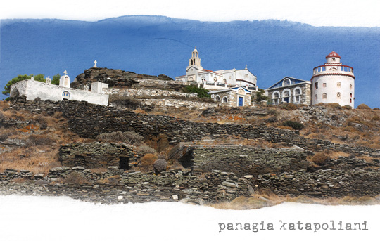 The best places in Tinos