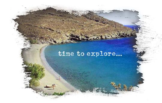 Explore tinos island greece