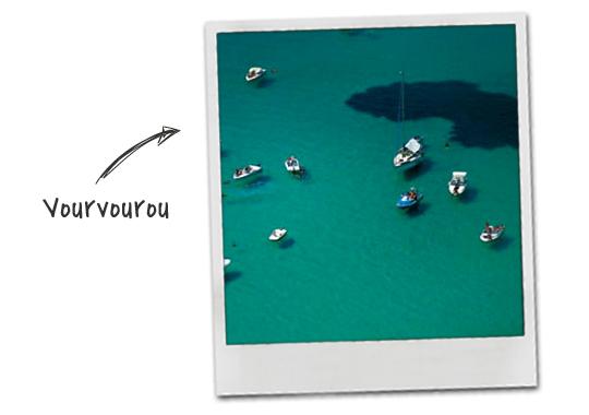 Vourvourou Island Greece