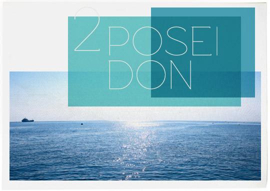 Poseidon olympian god