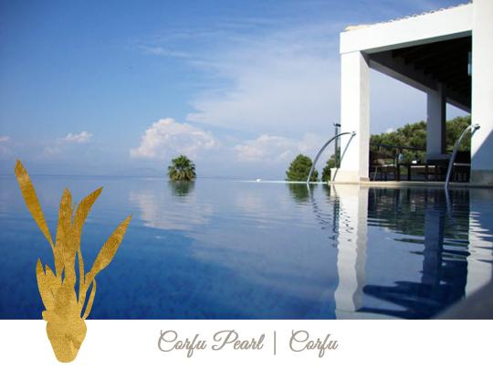 Villas in Corfu Island