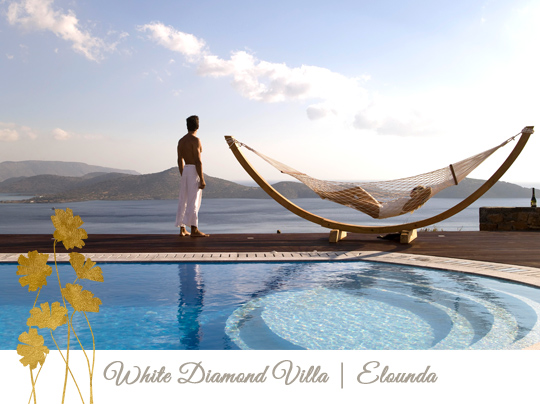 The best Villas in Elounda Crete