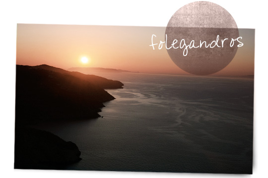 Folegandros island travel guide