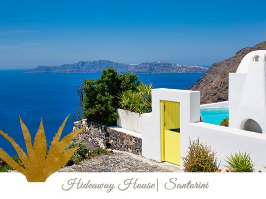 The best Santorini Villas