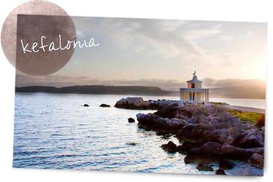 Kefalonia island travel guide