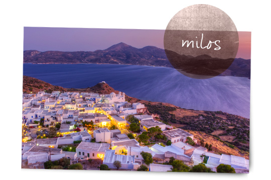 Milos island travel guide