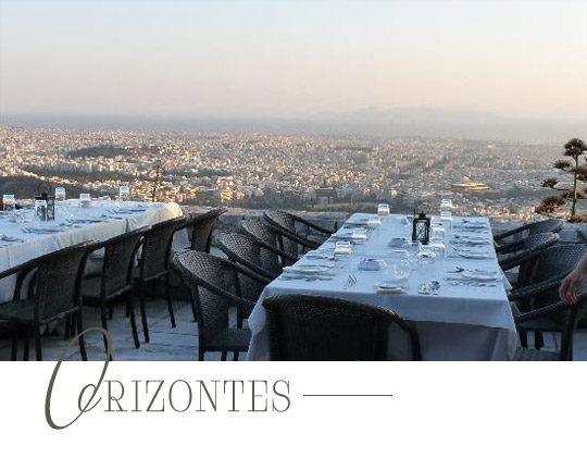 Gourmet restaurants in Athens