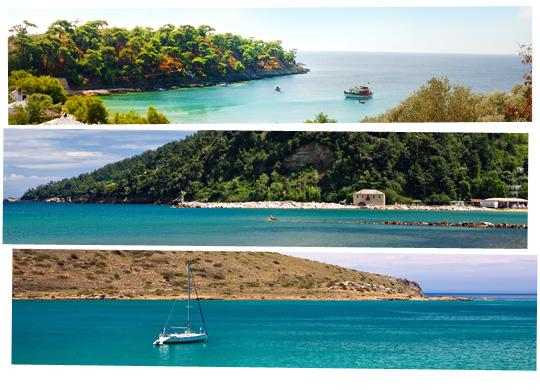 Discover Thassos Island Greece