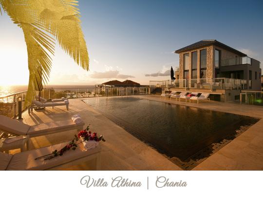 The best villas in Crete