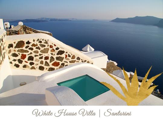 Luxury Villas in Santorini Island