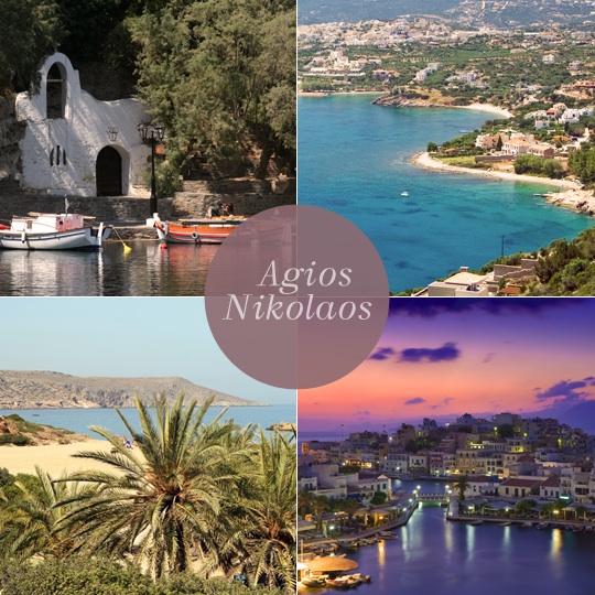 Agios Nikolaos Elounda Crete