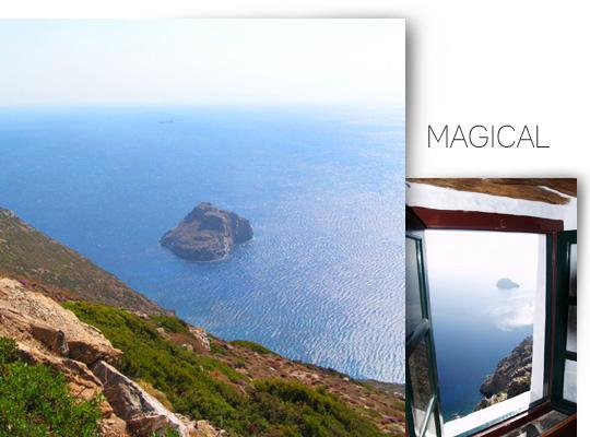 Amorgos travel guide