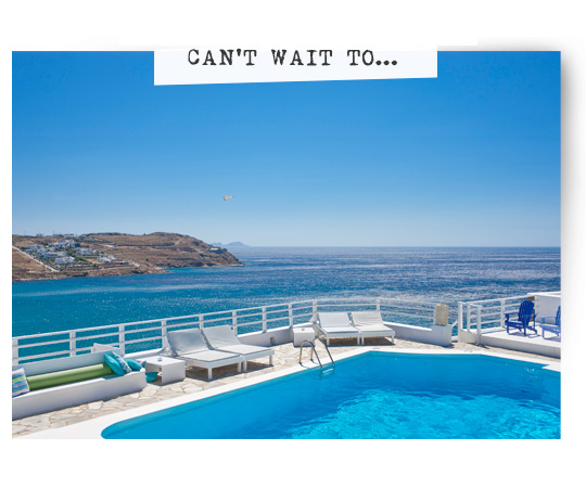 Luxury Beach Hotel Mykonos
