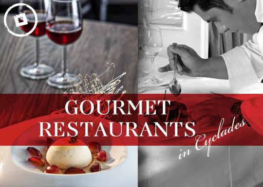 Gourmet Restaurants Greece