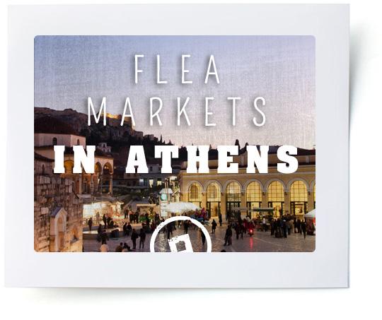 Flea Markets Athens